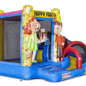 mini met slide party