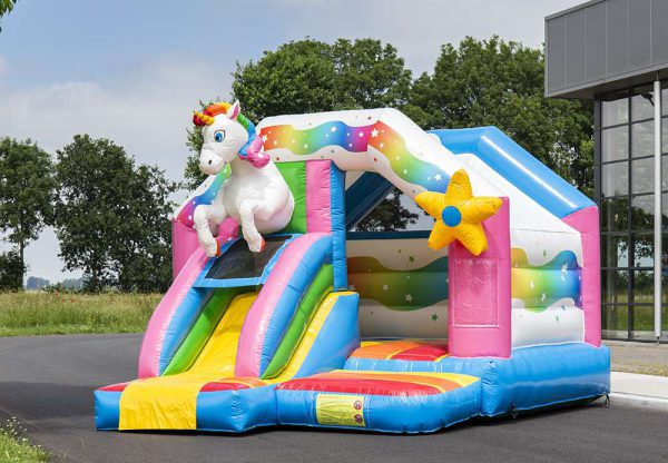 slide combo unicorn