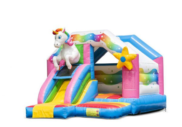 slide combo unicorn-wit